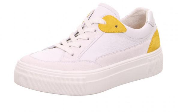 Legero Damenschuhe Sneaker Weiß