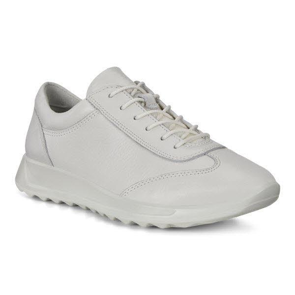 Ecco Flexure Run Sneaker Weiß - Bild 1