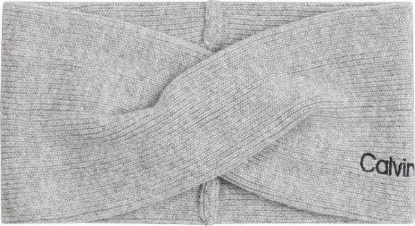Calvin Klein Stirnband Grau