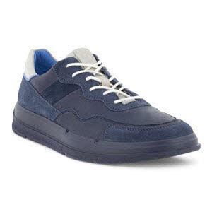 Ecco SOFT X Sneaker Blau