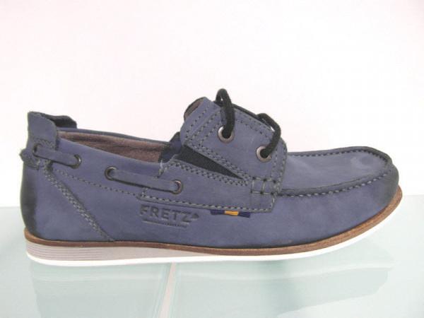 Fretz Bootsschuh Blau