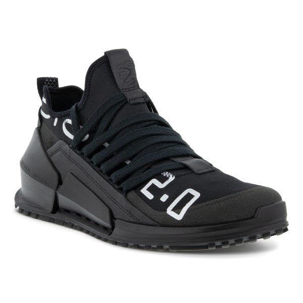 Ecco BIOM 20 Sneaker Schwarz