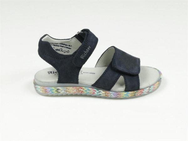 Richter 5300 Sandale Blau - Bild 1