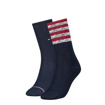 Tommy Hilfiger Socken 2er Pack Blau