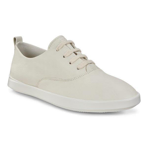 Ecco Leisure Sneaker Beige - Bild 1