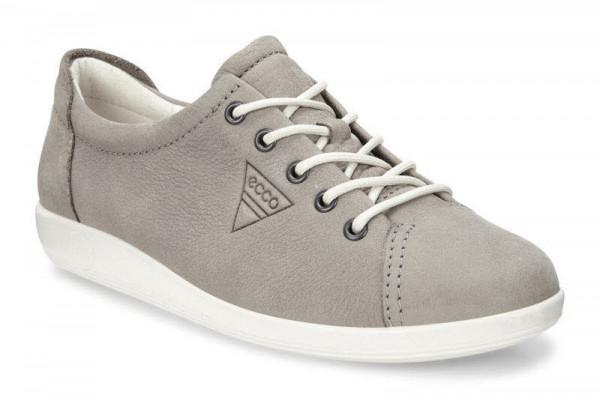 Ecco Soft 2.0 Sneaker Beige - Bild 1