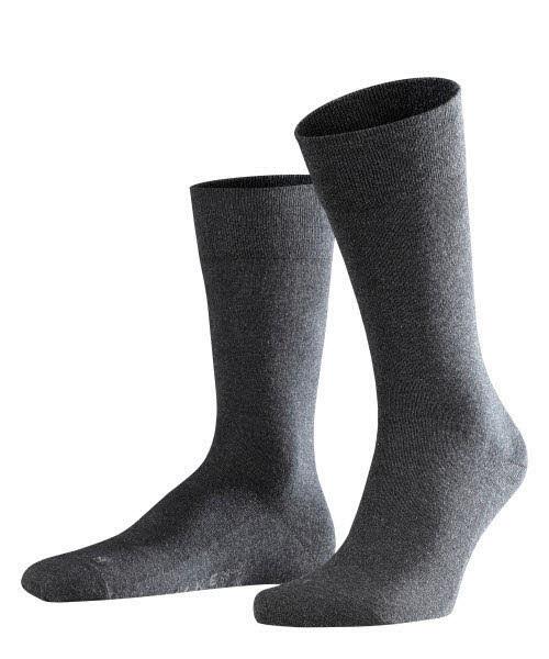 Falke Sensual London Socken Grau