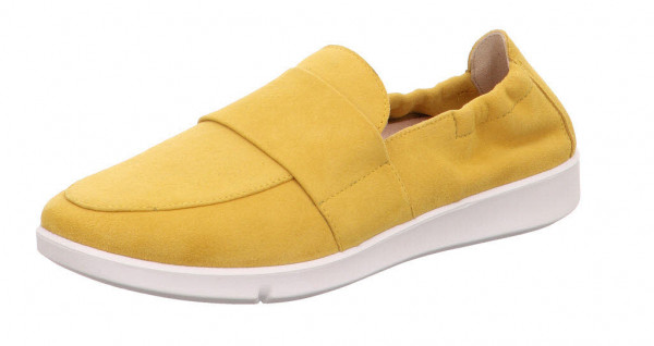 Legero Damenschuhe Slipper Gelb