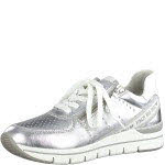 Marco Tozzi Love Our Pl Sneaker Silber