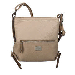 Tom Tailor Bag Umhängetasche Beige - Bild 1