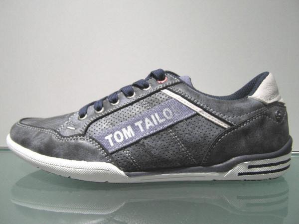 Tom Tailor Sneaker Blau