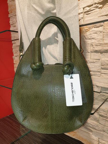 Taschendieb Umhängetasche Oliv - Bild 1