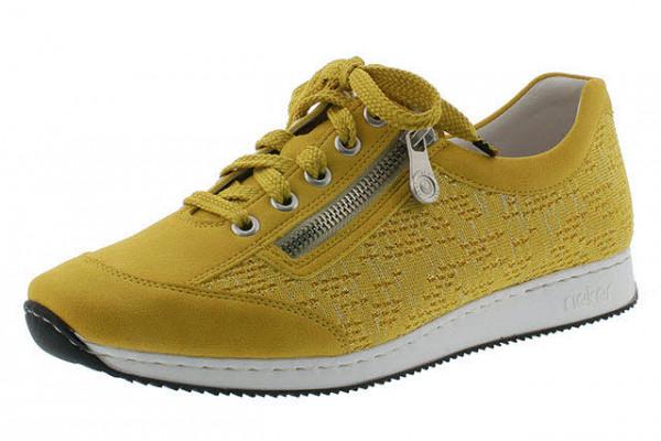 Rieker 5602168 560 Sneaker Gelb