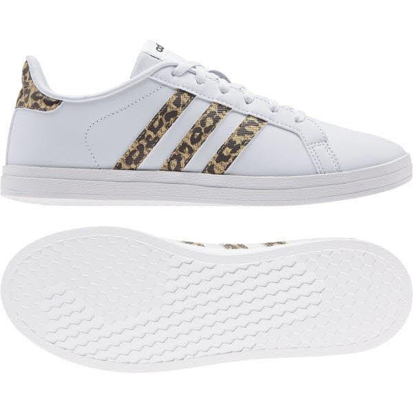 Adidas Sneaker Weiß - Bild 1