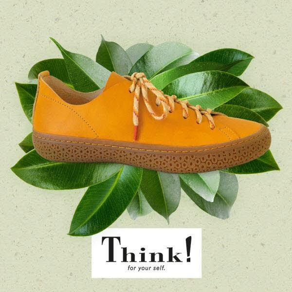 Think! TJUB Sneaker Gelb - Bild 1
