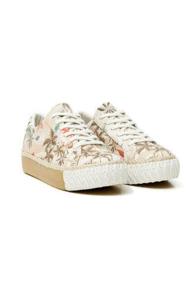 Desigual Sneaker Beige - Bild 1