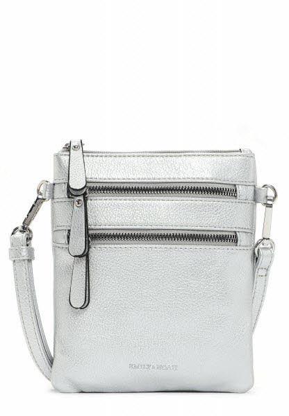 Emily & Noah Minibag Silber - Bild 1