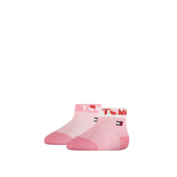 Tommy Hilfiger Söckchen 2-Pack Rosa