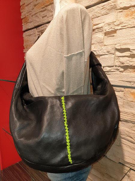 Taschendieb Oversize Bodybag Schwarz - Bild 1
