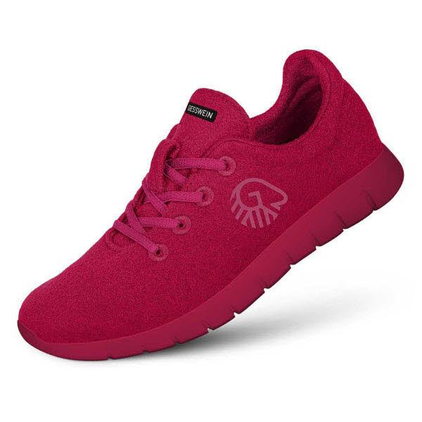 Giesswein Merino Runners Sneaker Pink - Bild 1
