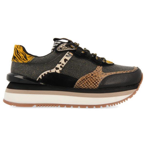 Gioseppo Sneaker Schwarz - Bild 1