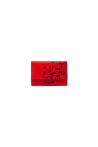 Desigual Geldbörse Rot - Bild 1