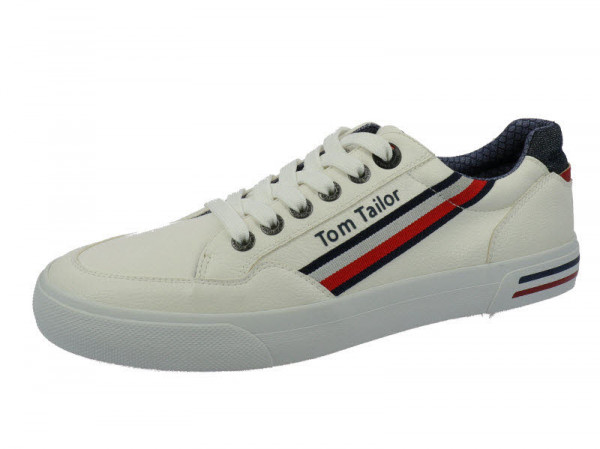 Tom Tailor Sneaker Weiß - Bild 1