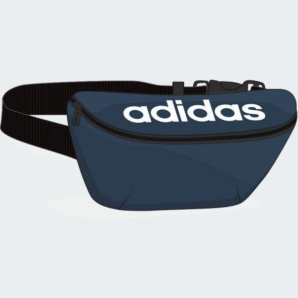 Adidas Gürteltasche Blau - Bild 1