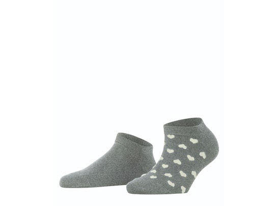Esprit Sneakersocken 2-Pack Grau