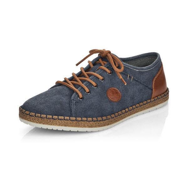 Rieker Sneaker Blau - Bild 1