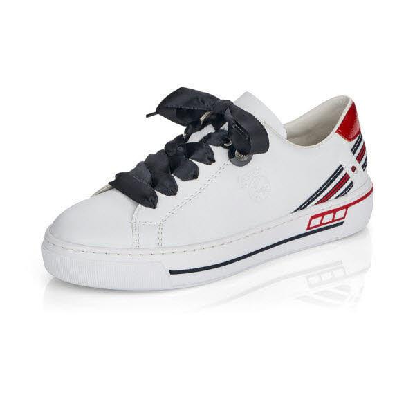 Rieker Sneaker Weiß - Bild 1