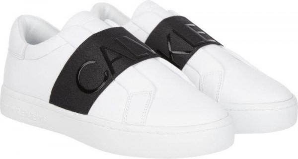 Calvin Klein Slipper Weiß - Bild 1