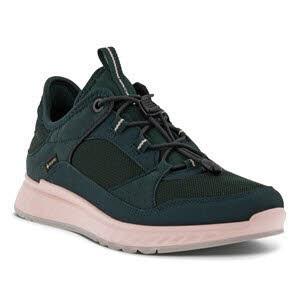 Ecco EXOSTR Sneaker Grün