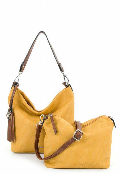 EMILY - & - NOAH Handtasche, Bag in Bag Div. Farben - Bild 1