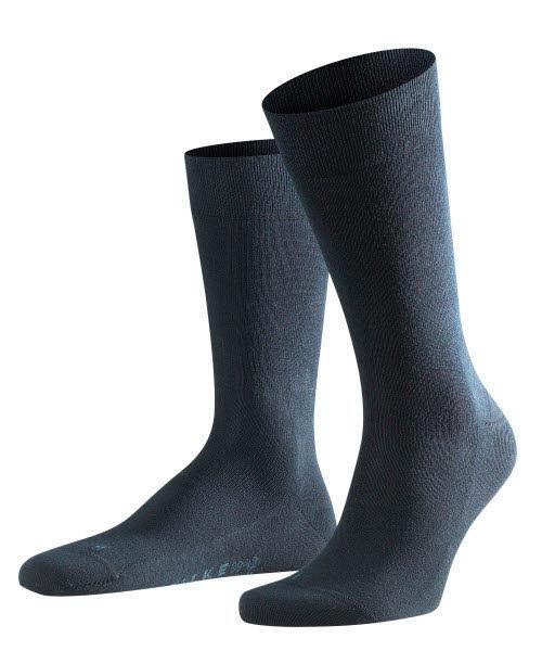 Falke Sensual London Socken Blau