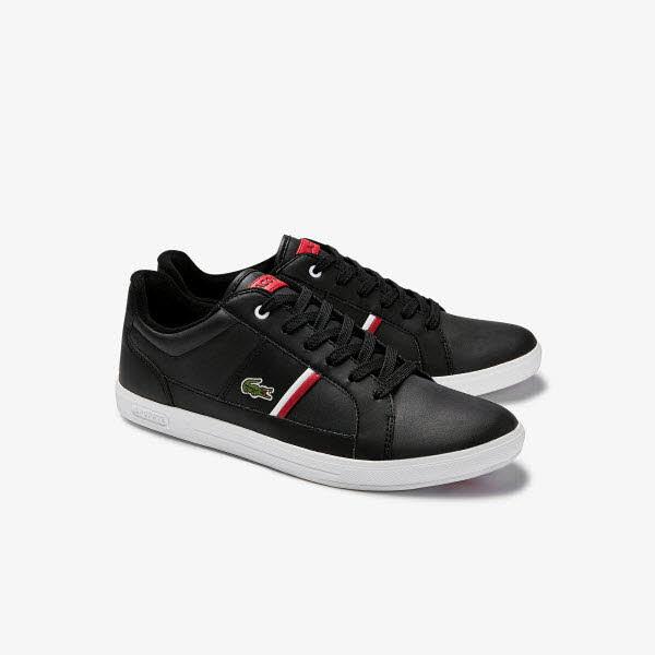 Lacoste Sneaker Sneaker Schwarz - Bild 1