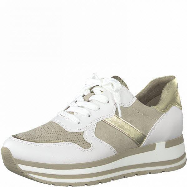 Marco Tozzi Sneaker Beige - Bild 1