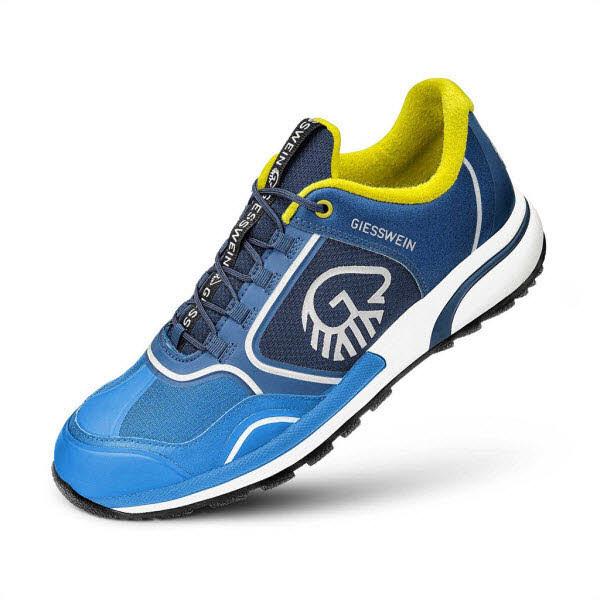 Giesswein Wool Cross Sneaker Blau - Bild 1