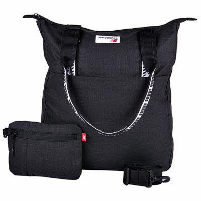 New Balance Shopperbag Schwarz