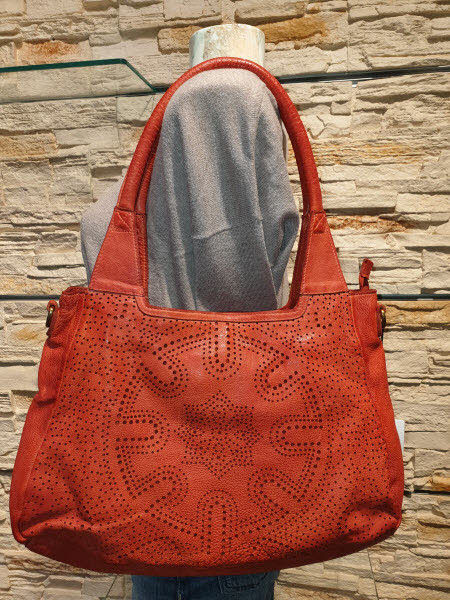 Taschendieb Votivgasse 2 Handtasche Rot - Bild 1