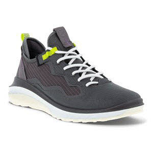 Ecco ST.360 Sneaker Grau - Bild 1