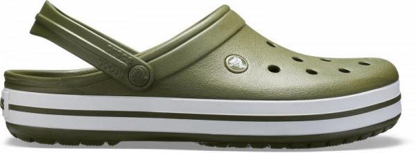 Crocs Pantoffel Oliv - Bild 1
