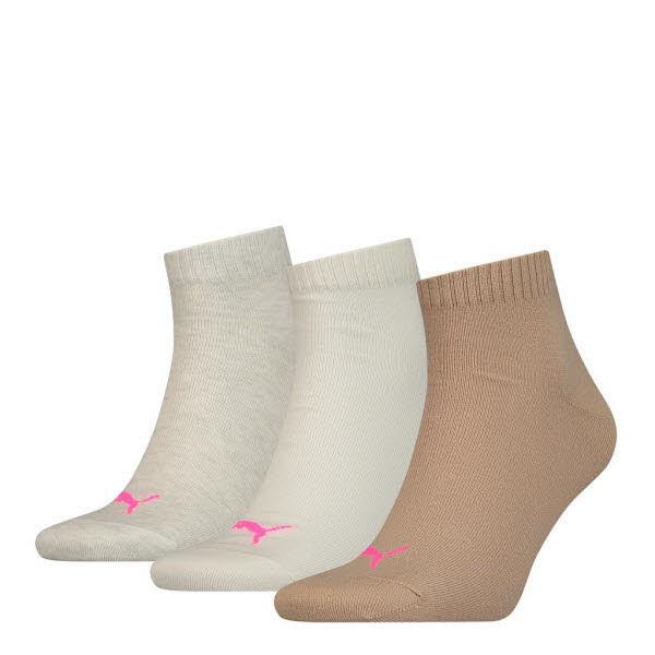 Calvin Klein Socken kurz 3-Pack Beige