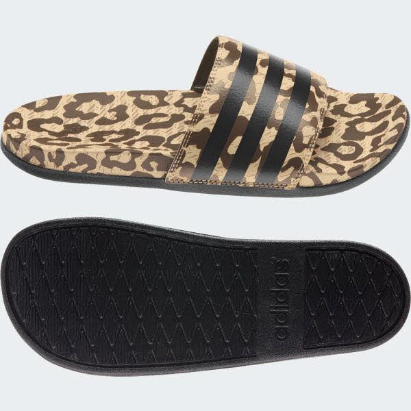 Adidas Slides Schwarz - Bild 1