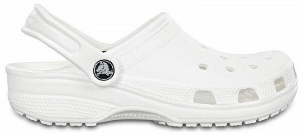 Crocs 10001-100 CLASSIC WHITE - Bild 1