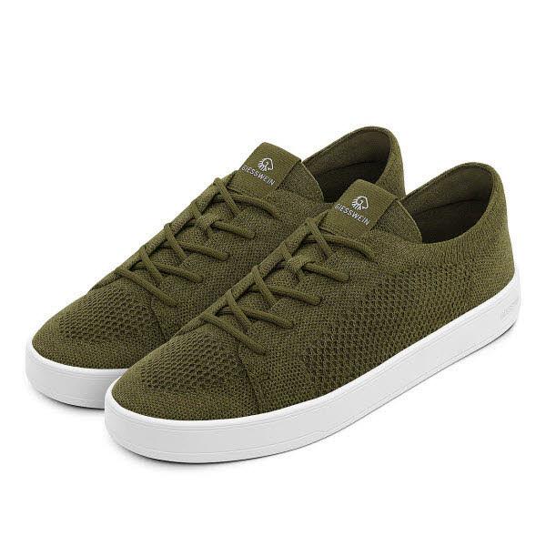 Giesswein Wool Sneaker Oliv - Bild 1