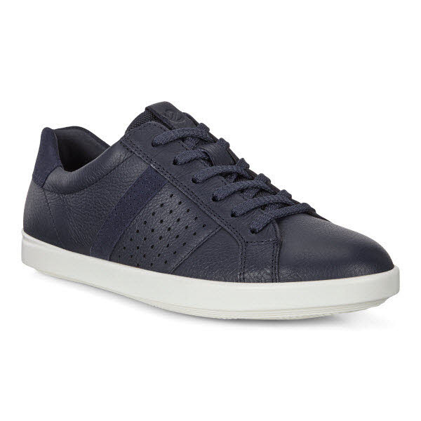 Ecco Leisure Sneaker Blau - Bild 1