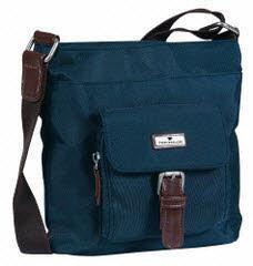 Tom Tailor Bag Umhängetasche Blau