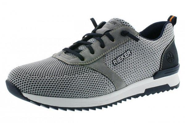 Rieker Sneaker Grau - Bild 1