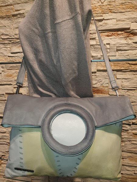 Taschendieb Umhängetasche Grau - Bild 1